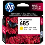 HP Yellow Ink Cartridge 685 [CZ124AA] - Tinta Printer Hp